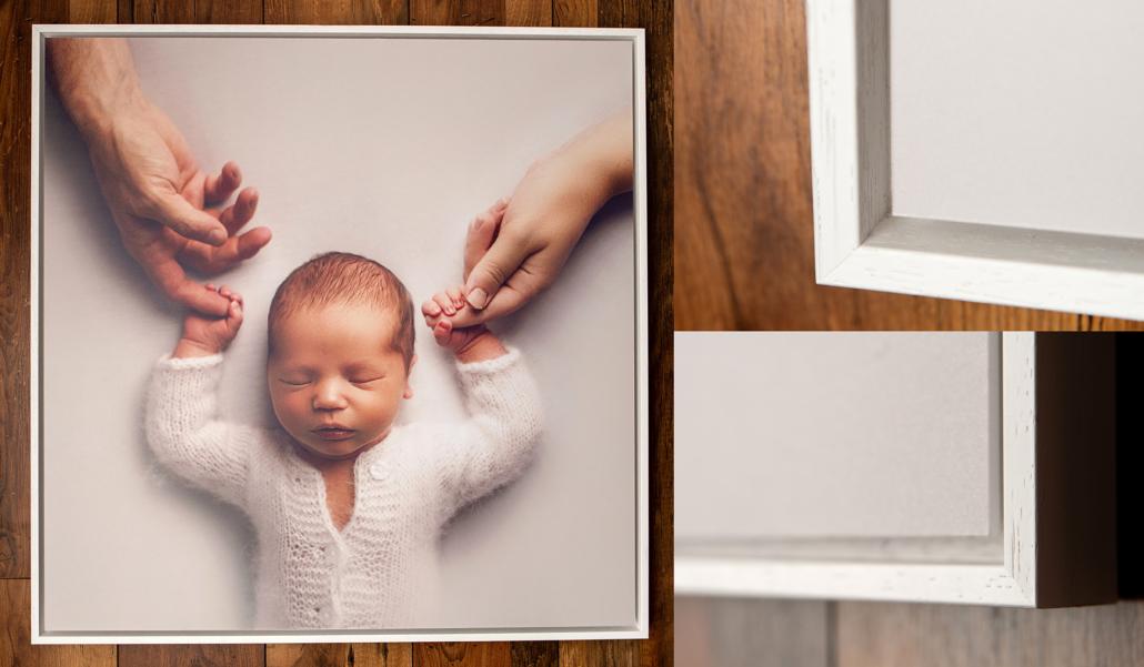 wall art tray frame maddy rogers photography newborn photos