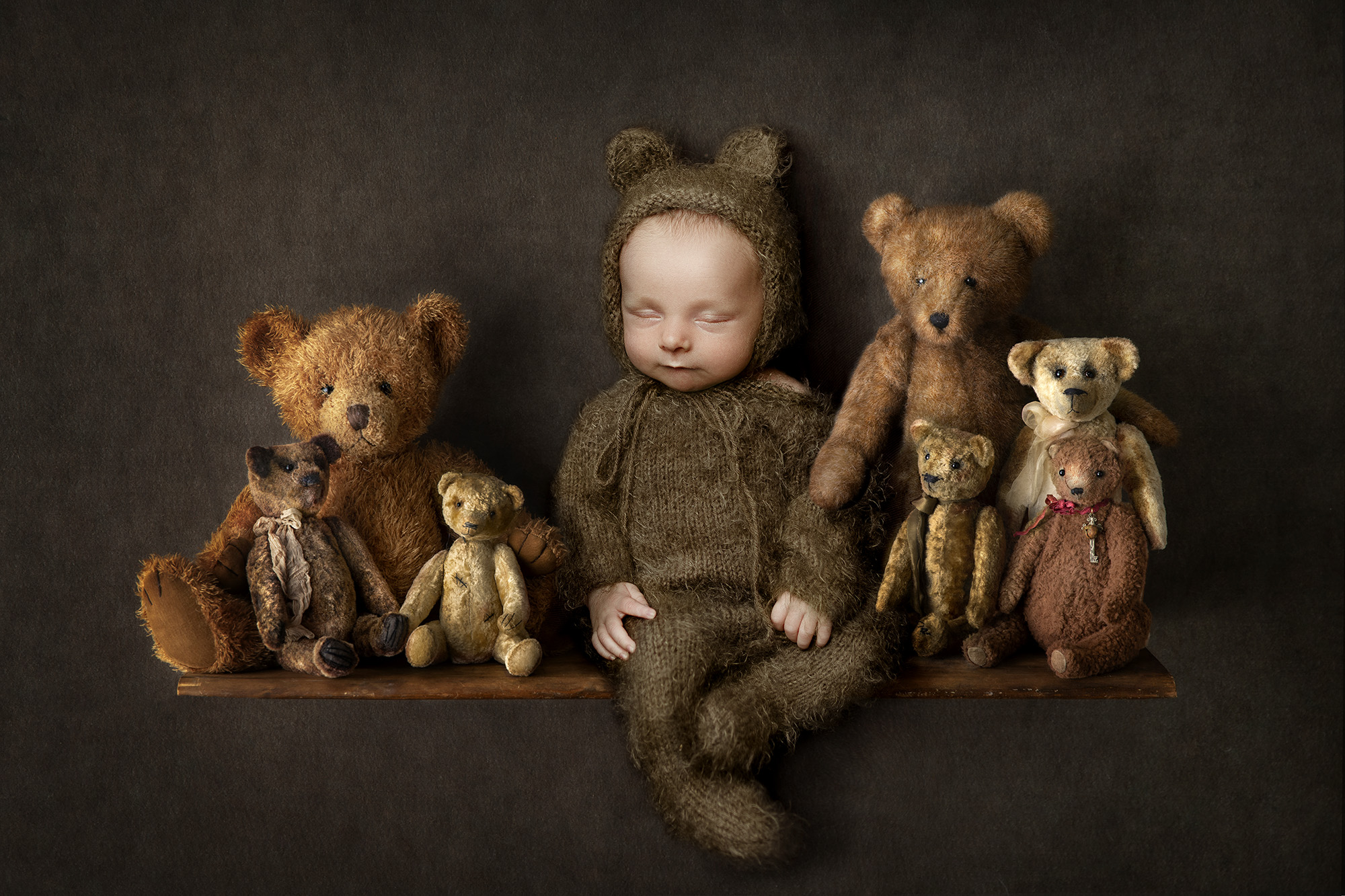 teddy shelf composite editing course lesson teaching online maddy rogers